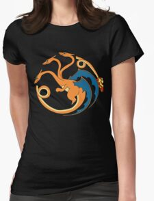 House Charizard Womens Fitted T-Shirt