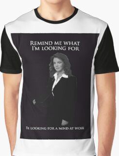 Hamilton x The West Wing - She's looking for me Graphic T-Shirt