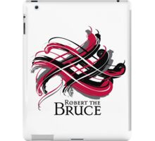 Robert the Bruce - Prefer your gift on Black/White tell us at info@tangledtartan.com   iPad Case/Skin