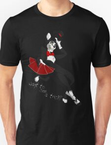 Magic trick Unisex T-Shirt