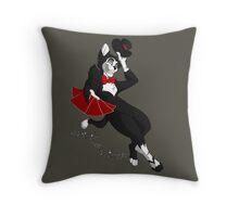 Magic trick Throw Pillow