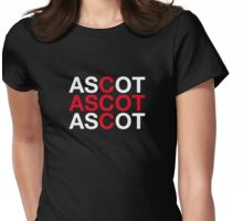 ASCOT Womens Fitted T-Shirt