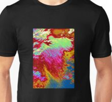 Abstract cloudscape Unisex T-Shirt