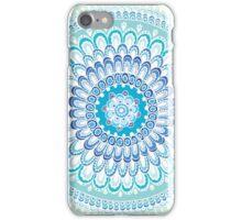 Mandala Green iPhone Case/Skin
