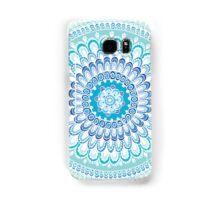 Mandala Green Samsung Galaxy Case/Skin
