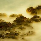 1087 The Rocks by DavidsArt