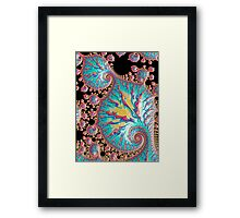 Fantastic Voyage to the Bottom of the Sea Framed Print
