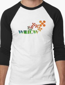 The Name Game - Willow Men's Baseball ¾ T-Shirt