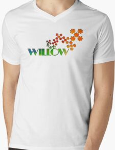 The Name Game - Willow Mens V-Neck T-Shirt