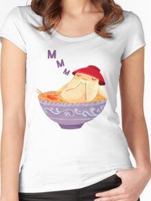 Relaxed Radish Spirit Soup Women's Fitted Scoop T-Shirt