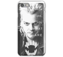 The Lost Boys iPhone Case/Skin