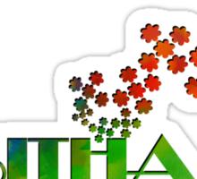 The Name Game - Tabitha Sticker
