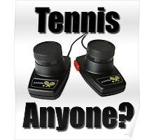 Tennis Anyone? Poster
