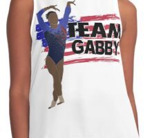 Team Gabby Douglas - USA (Olympic)  Contrast Tank