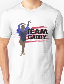 Team Gabby Douglas - USA (Olympic)  Unisex T-Shirt