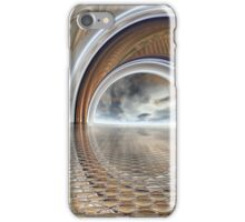 Reflected Boolean iPhone Case/Skin