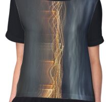 Night streaks Chiffon Top