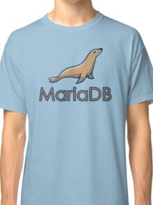 mariadb maria database programming  Classic T-Shirt