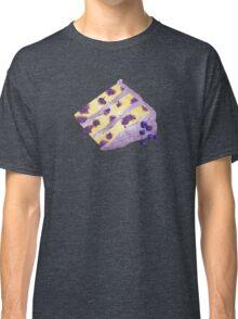Lemon Blueberry Layer Cake Classic T-Shirt