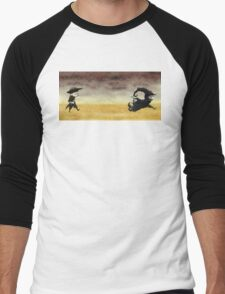 ...And the gunslinger followed Men's Baseball ¾ T-Shirt