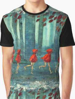 5 lil reds 1 Graphic T-Shirt