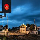 Worksop-signal box and light by jasminewang