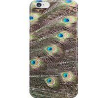 Beautiful Peacock Feathers iPhone Case/Skin