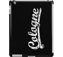 Cologne Classic Vintage (Weiß) iPad Case/Skin