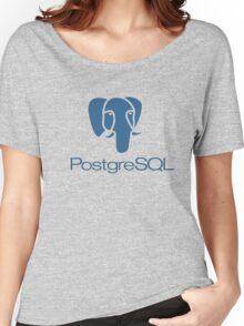 postgresql database programming language Women's Relaxed Fit T-Shirt