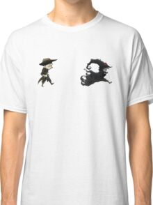 The man in black fled across the desert... Classic T-Shirt