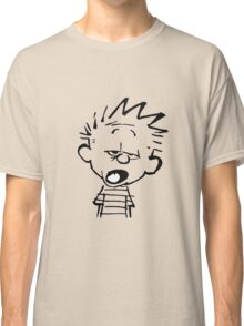 Calvin Mouthed Classic T-Shirt