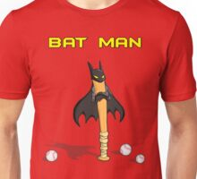 Angry Bat Man Unisex T-Shirt