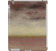 fled across a stranger desert...? iPad Case/Skin