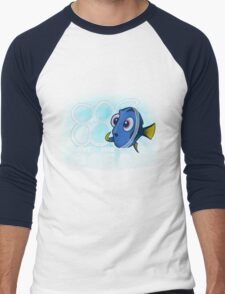 Save The Ocean Men's Baseball ¾ T-Shirt