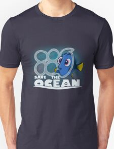 Save The Ocean Unisex T-Shirt