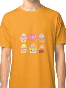 Yummy cupcakes bithday Classic T-Shirt