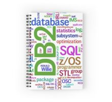 database engines languages cloud programming Spiral Notebook