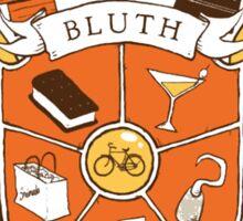 Bluth Family Crest Sticker