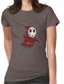 Jason & Shy Guy Womens Fitted T-Shirt