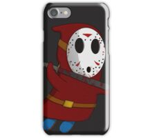 Jason & Shy Guy iPhone Case/Skin