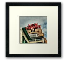 The New Yorker, NYC Framed Print
