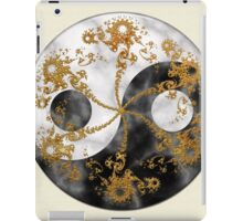 Golden Dragon Balance II iPad Case/Skin