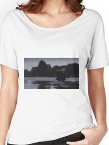 Puddle Women's Relaxed Fit T-Shirt