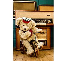 Ted 1 Photographic Print