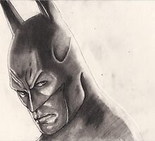 Batman - Pencil Drawing by ArronBoard