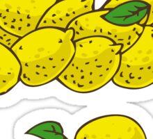 Lemons! Sticker