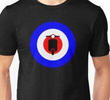 Scooter target - Mods Unisex T-Shirt