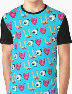 Eye Heart U Graphic T-Shirt
