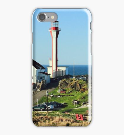 Nova Star Arrival in Yarmouth iPhone Case/Skin