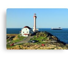 Nova Star Arrival in Yarmouth Canvas Print